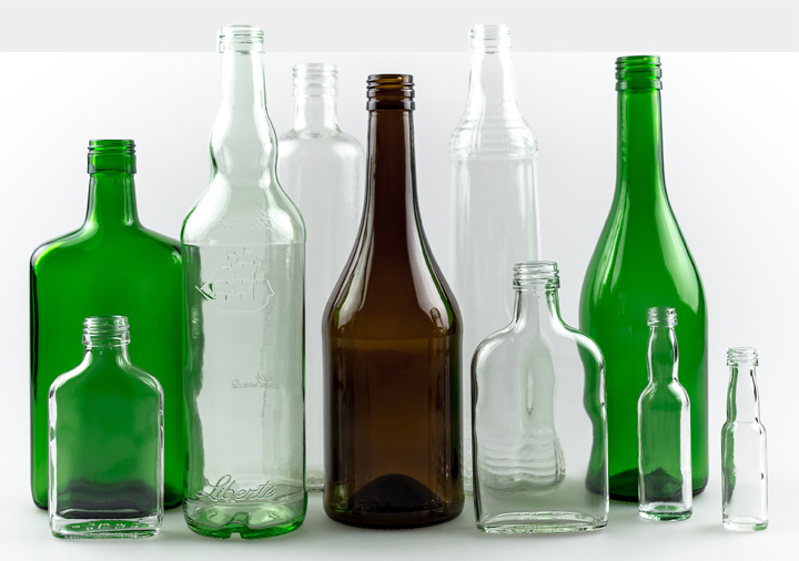 Hillebrandt Glas | Glass bottles wholesale Berlin