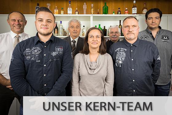Unser Kern-Team