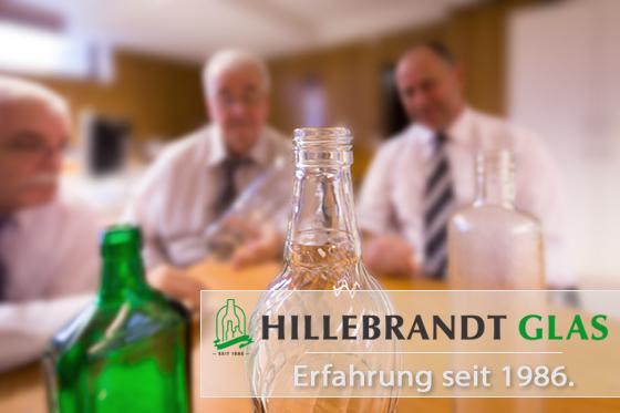 Hillebrandt Glas - Erfahrung seit 1986.