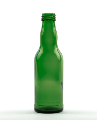 200 ml Kropfhals Bottle 28 MCA 7.5 R green