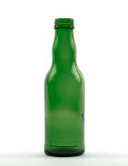 200 ml Kropfhalsflasche 28 MCA 7,5 R grün