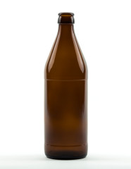 500 ml Euro Beer Bottle CC 26 H 180 amber refillable