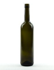 750 ml Bordeaux-Landwein-Flasche 327,5mm BVS antikgrün