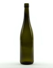 750 ml Rhine Wine/Hock Bottle 327 mm BVS 30 H 60 olive green