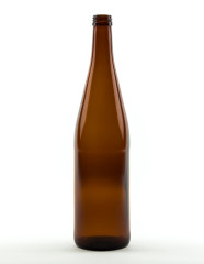 750 ml Rhine Wine Bottle 307 mm 28 MCA 7.5 R amber