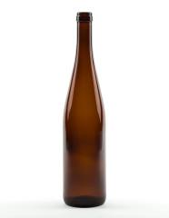750 ml Schlegelflasche 329 mm Band braun