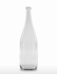 1000 ml Rhine Wine Bottle lightweight 28 MCA 7.5 R flint