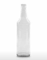 1000 ml VDN Bottle PP 31.5 deep flint