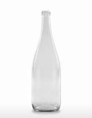 1000 ml Schlegelflasche leicht 28 MCA 7,5 R weiß
