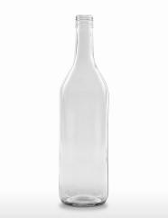 1000 ml Wermutflasche PP 31,5 deep weiß