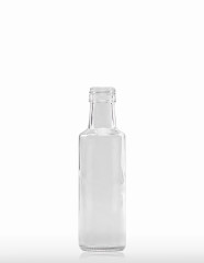 100 ml Dorica Bottle PP 24 S flint