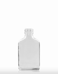 100 ml Flask PP 28 S flint