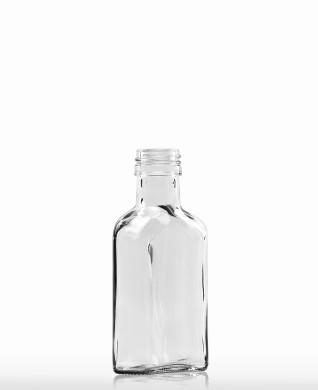 100 ml Kidney-Shaped Flask PP 28 S flint