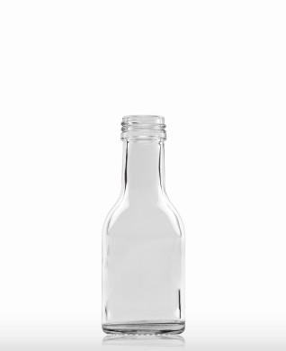 100 ml Präsentflasche 28 MCA 7,5 R weiß