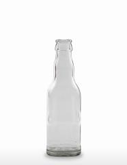 200 ml Kropfhalsflasche CC 26 H 180 weiß