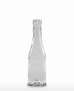 200 ml Sektflasche MCA 1 weiß