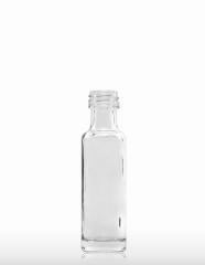 20 ml Krugflasche PP 18 S weiß