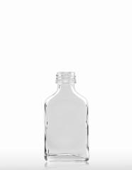 20 ml Taschenflasche PP 18 S weiß