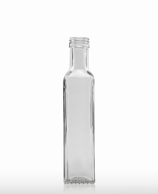 250 ml Marasca-Flasche PP 31 S weiß