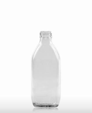 330 ml Fruchtsaftflasche 28 MCA 8G weiß