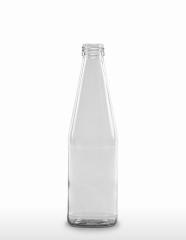 330 ml Karottensaftflasche 28 MCA 7,5 R weiß