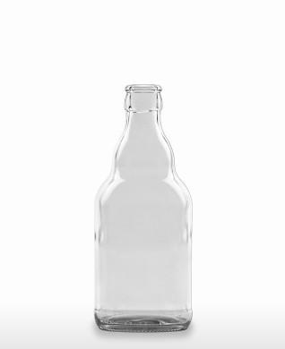 330 ml Steinie-Flasche CC 26 H 180 weiß Mehrweg