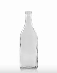350 ml Kirschwasser Bottle PP 28 S flint