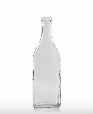 350 ml Kirschwasser Bottle PP 28 S flint
