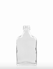 40 ml Flask PP 18 S flint