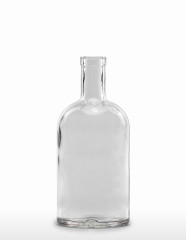 500 ml Apotheker Bottle bartop flint