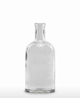 500 ml Apothekerflasche OBM weiß