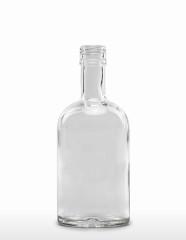 500 ml Apothekerflasche PP 31,5 deep weiß