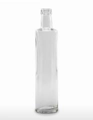 500 ml Dorica-Flasche PP 31 S weiß