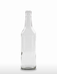 500 ml Vodka Bottle PP 28 S flint