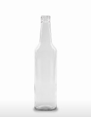 700 ml Alexander Bottle PP 31 S flint