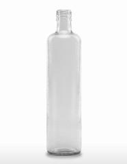 700 ml granulierte Krugflasche PP 31,5 deep weiß