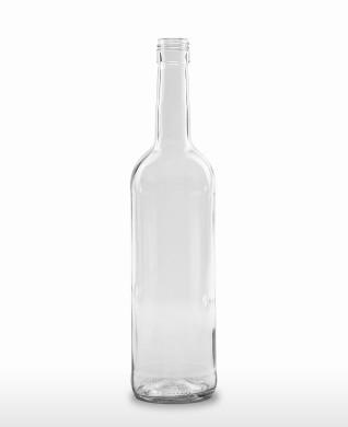 750 ml Bordeauxflasche 308 mm BVS 30 H 60 weiß