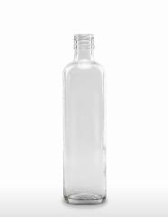 500 ml granulierte Krugflasche PP 31,5 deep weiß