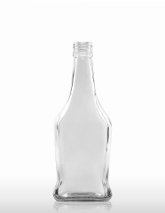 500 ml Kirschwasser Bottle waisted PP 31.5 deep flint