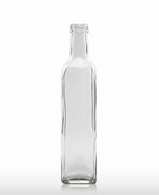 500 ml Marasca-Flasche PP 31 S (PP 31,5 S) weiß