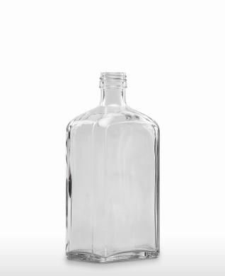 500 ml Sirupflasche PP 28 S weiß