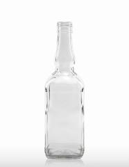 700 ml Bourbonflasche 460 g BVP 31 H weiß