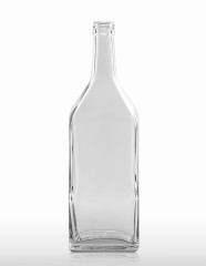 700 ml Kirschwasser Bottle PP 28 S flint