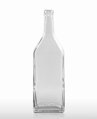 700 ml Kirschwasser Bottle PP 28 S flint