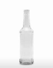 700 ml Liquor Bottle STC 31.5 H 44 flint