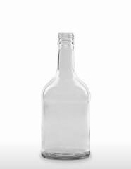 700 ml Whiskyflasche BVP 31,5 H 60 weiß