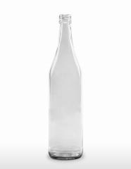 750 ml Weinbrandflasche STC 28 H 44 weiß