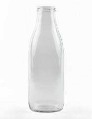 1000 ml Dressingflasche TO 48 weiß