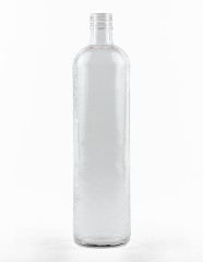 1000 ml granulated Jug Bottle PP 31.5 deep flint