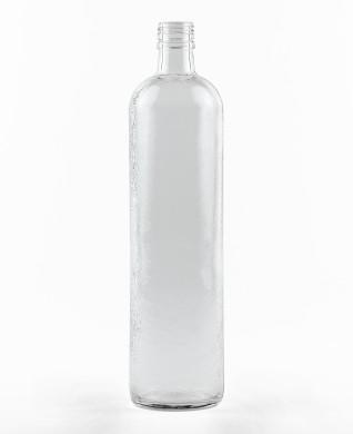 1000 ml granulated Jug Bottle PP 31.5 deep flint